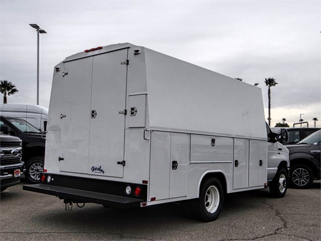 2019 E-350 4x2,  Harbor Service Utility Van #FK0881 - photo 4