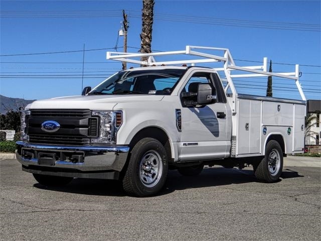 2019 F-350 Regular Cab 4x2,  Harbor Service Body #FK0882 - photo 1