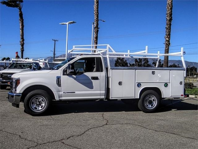 2019 F-350 Regular Cab 4x2,  Harbor Service Body #FK0882 - photo 3