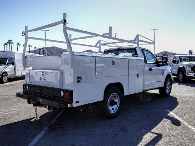 2019 F-350 Regular Cab 4x2,  Harbor Service Body #FK0882 - photo 4