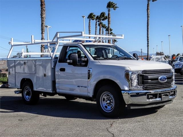 2019 F-350 Regular Cab 4x2,  Harbor Service Body #FK0882 - photo 6