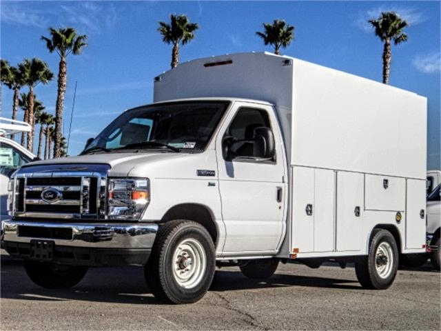 2019 E-350 4x2,  Harbor Service Utility Van #FK0929 - photo 1