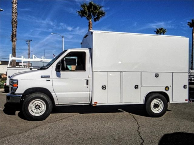 2019 E-350 4x2,  Harbor Service Utility Van #FK0929 - photo 3