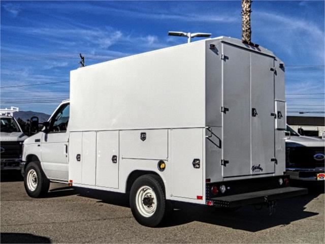 2019 E-350 4x2,  Harbor Service Utility Van #FK0929 - photo 2