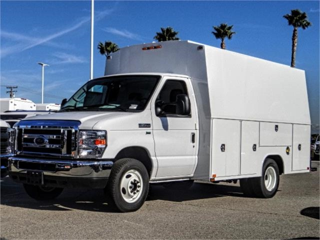 2019 E-350 4x2,  Harbor Service Utility Van #FK0930 - photo 1