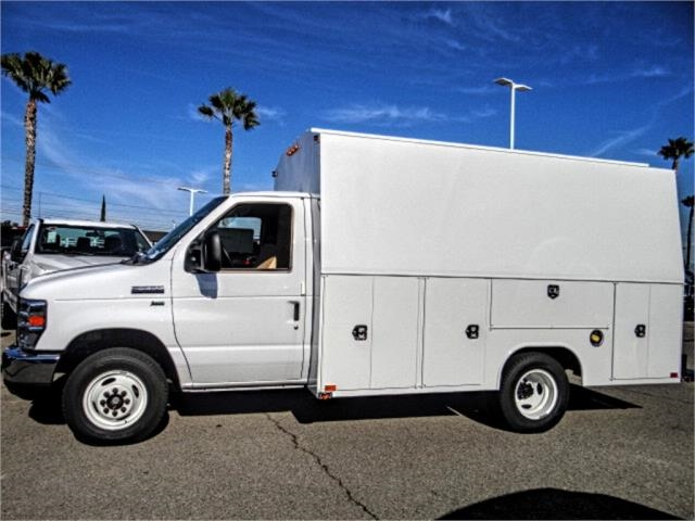2019 E-350 4x2,  Harbor Service Utility Van #FK0930 - photo 3