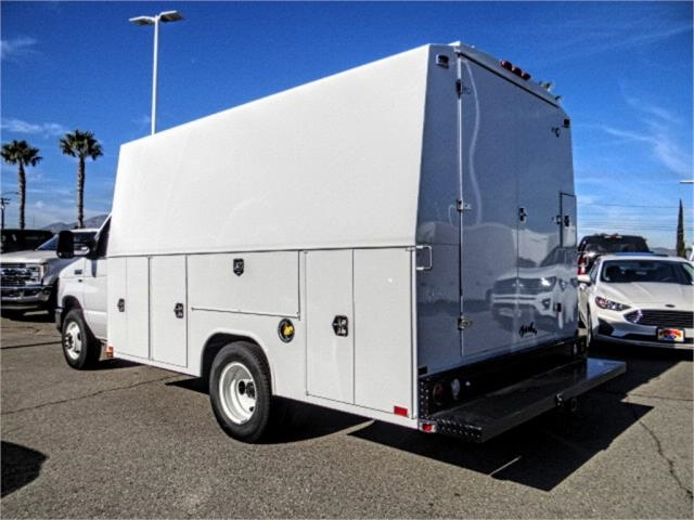 2019 E-350 4x2,  Harbor Service Utility Van #FK0930 - photo 2