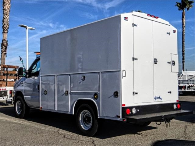 2019 E-350 4x2,  Harbor Service Utility Van #FK1016 - photo 2