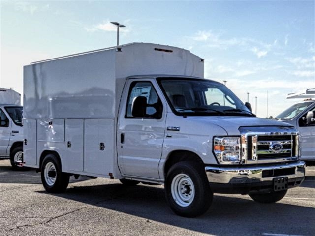 2019 E-350 4x2,  Harbor Service Utility Van #FK1016 - photo 6