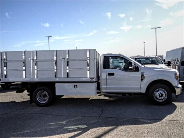 2019 F-350 Regular Cab DRW 4x2,  Harbor Master Landscape Dump #FK1018 - photo 5