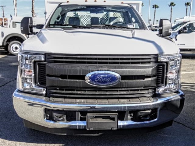 2019 F-350 Regular Cab DRW 4x2,  Harbor Landscape Dump #FK1018 - photo 7