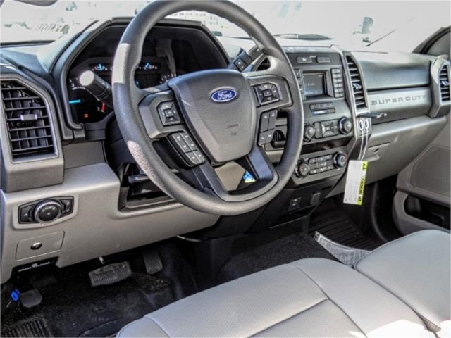 2019 F-350 Regular Cab DRW 4x2,  Harbor Landscape Dump #FK1018 - photo 8