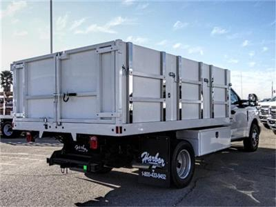 2019 F-350 Regular Cab DRW 4x2,  Harbor Master Landscape Dump #FK1018 - photo 4
