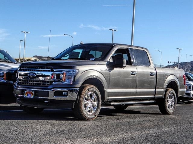 2019 F-150 SuperCrew Cab 4x4,  Pickup #FK1022 - photo 1