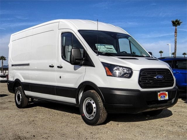 2019 Transit 250 Med Roof 4x2,  Empty Cargo Van #FK1163 - photo 7