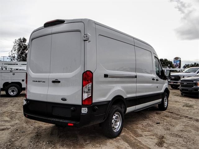 2019 Transit 250 Med Roof 4x2,  Empty Cargo Van #FK1184 - photo 5