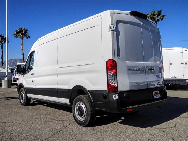 2019 Transit 250 Med Roof 4x2,  Empty Cargo Van #FK1185 - photo 4