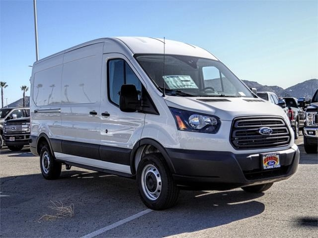 2019 Transit 250 Med Roof 4x2,  Empty Cargo Van #FK1185 - photo 7