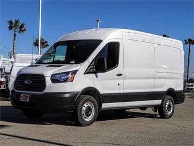 2019 Transit 250 Med Roof 4x2,  Empty Cargo Van #FK1185 - photo 1