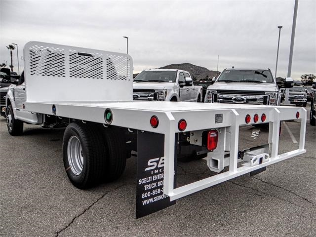 2019 F-350 Regular Cab DRW 4x2,  Scelzi Flatbed #FK1226 - photo 2