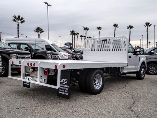 2019 F-350 Regular Cab DRW 4x2,  Scelzi Flatbed #FK1226 - photo 4
