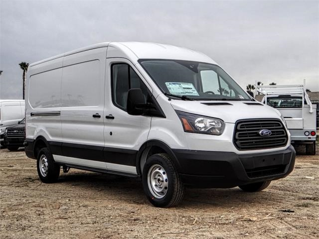 2019 Transit 250 Med Roof 4x2,  Empty Cargo Van #FK1234 - photo 7