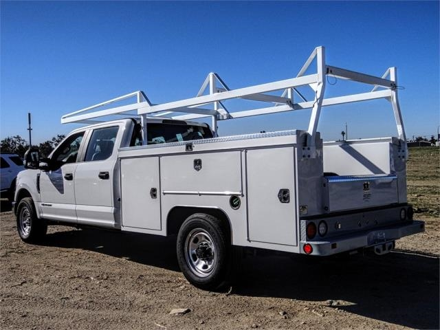 2019 F-350 Crew Cab 4x2,  Scelzi Service Body #FK1244 - photo 1