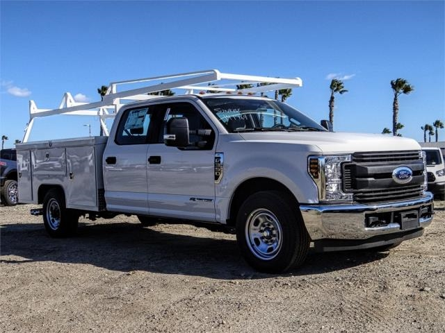 2019 F-350 Crew Cab 4x2,  Scelzi Service Body #FK1244 - photo 6