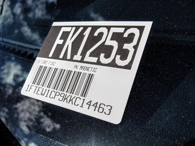 2019 F-150 SuperCrew Cab 4x2,  Pickup #FK1253 - photo 12