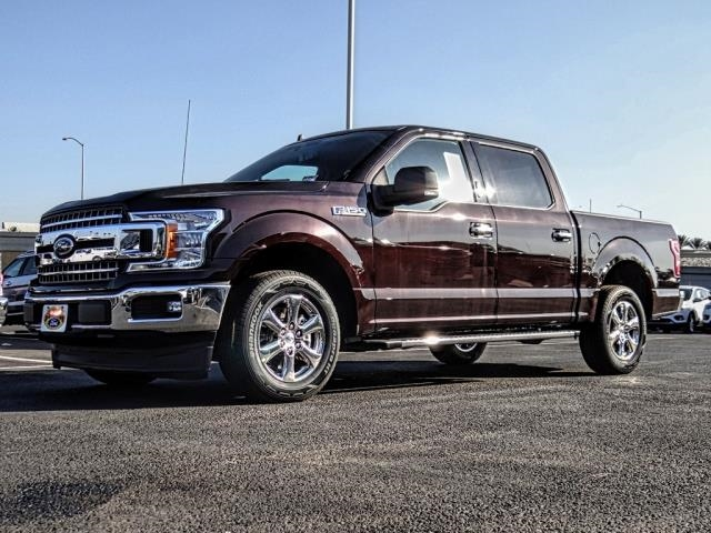 2019 F-150 SuperCrew Cab 4x2,  Pickup #FK1256 - photo 1