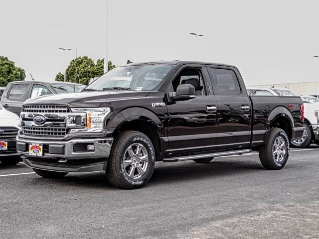 2019 F-150 SuperCrew Cab 4x4,  Pickup #FK1287 - photo 1
