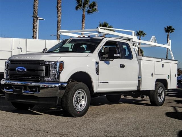 2019 F-350 Super Cab 4x4,  Scelzi Service Body #FK1320 - photo 1