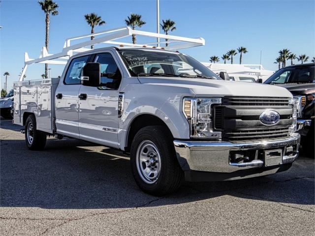 2019 F-350 Crew Cab 4x2,  Scelzi Service Body #FK1331 - photo 6