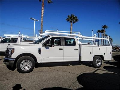 2019 F-350 Crew Cab 4x2,  Scelzi Signature Service Body #FK1331 - photo 3