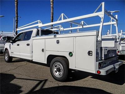 2019 F-350 Crew Cab 4x2,  Scelzi Signature Service Body #FK1331 - photo 2