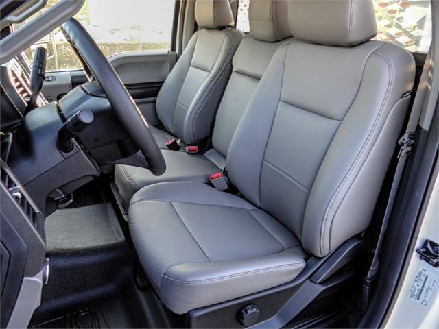 2019 F-350 Regular Cab DRW 4x2,  Scelzi Stake Bed #FK1401 - photo 8