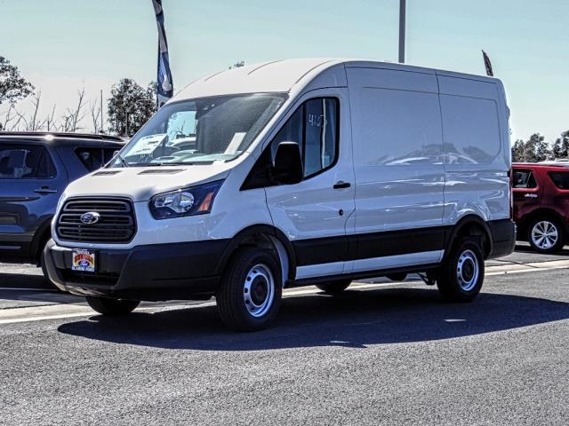 2019 Transit 250 Med Roof 4x2,  Empty Cargo Van #FK1403 - photo 1