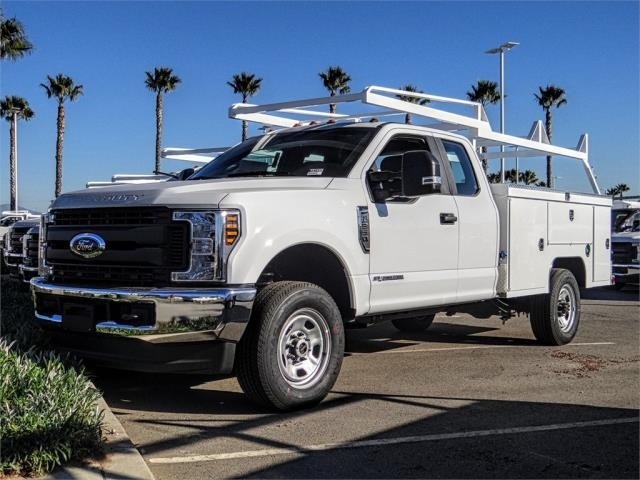 2019 F-350 Super Cab 4x4,  Scelzi Service Body #FK1430 - photo 1