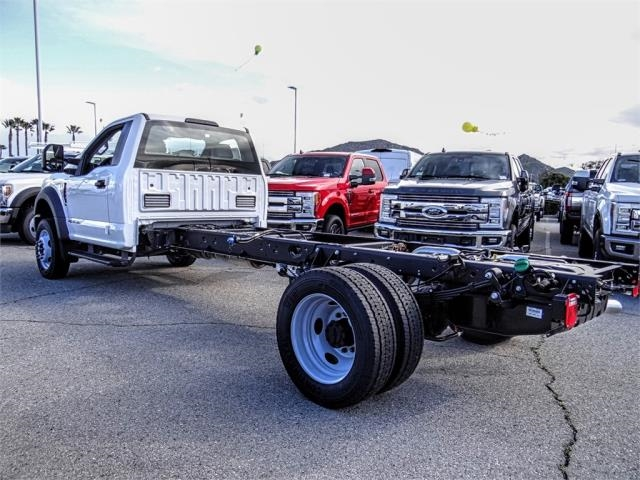 2019 F-550 Regular Cab DRW 4x2,  Cab Chassis #FK1465 - photo 2