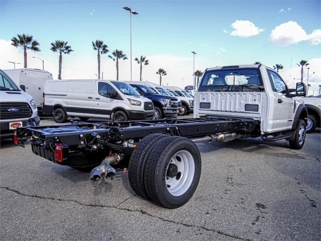 2019 F-550 Regular Cab DRW 4x2,  Cab Chassis #FK1465 - photo 4