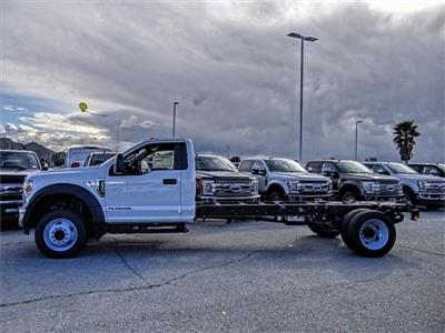 2019 F-550 Regular Cab DRW 4x2,  Cab Chassis #FK1465 - photo 3