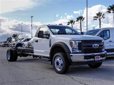 2019 F-550 Regular Cab DRW 4x2,  Cab Chassis #FK1465 - photo 6