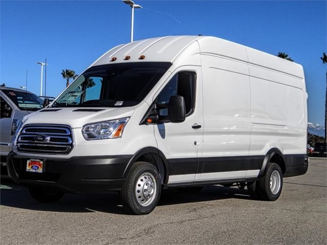 2019 Transit 350 HD High Roof DRW 4x2,  Empty Cargo Van #FK1474 - photo 1