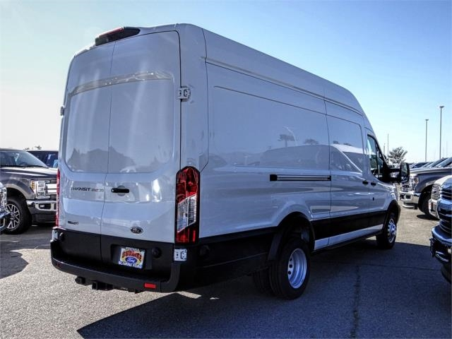 2019 Transit 350 HD High Roof DRW 4x2,  Empty Cargo Van #FK1474 - photo 5