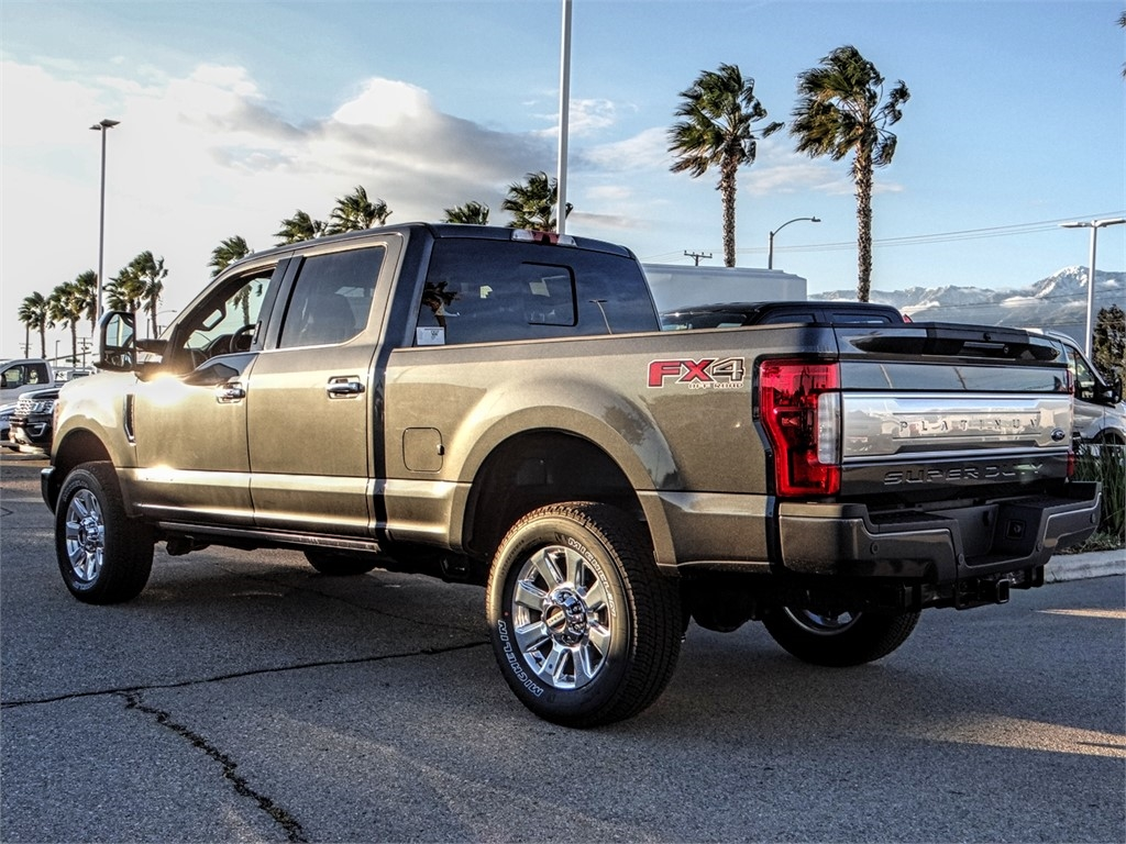 2019 F-250 Crew Cab 4x4, Pickup #FK1496DT - photo 1