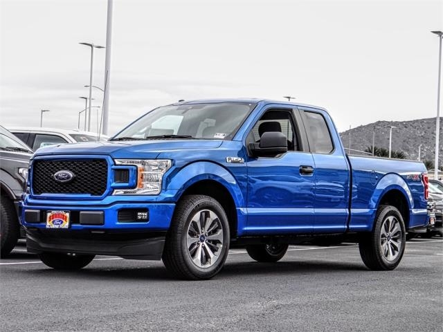 2019 F-150 Super Cab 4x2,  Pickup #FK1498DT - photo 1