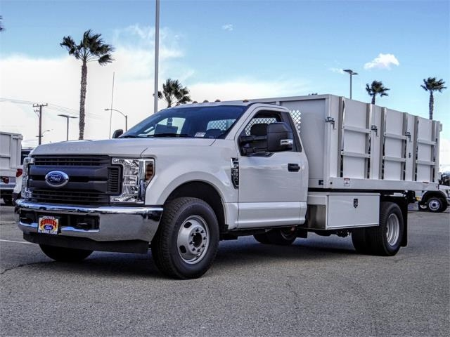 2019 F-350 Regular Cab DRW 4x2,  Landscape Dump #FK1507 - photo 1