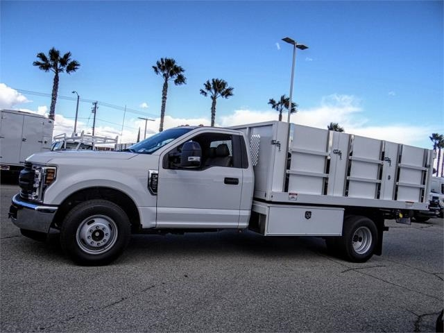 2019 F-350 Regular Cab DRW 4x2,  Landscape Dump #FK1507 - photo 3
