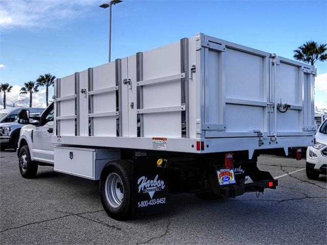 2019 F-350 Regular Cab DRW 4x2,  Harbor Landscape Dump #FK1507 - photo 1