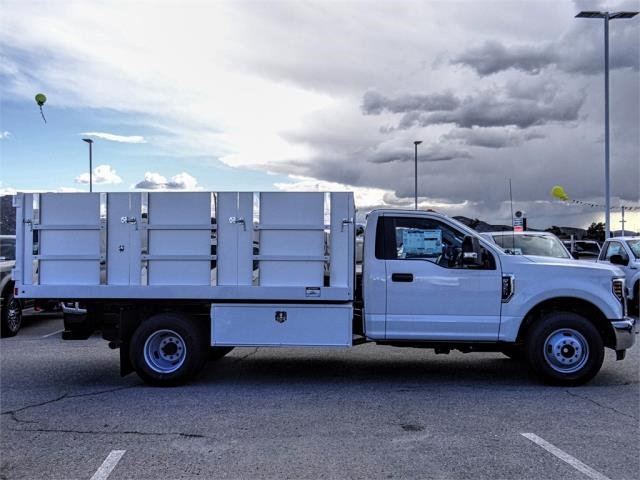 2019 F-350 Regular Cab DRW 4x2,  Landscape Dump #FK1507 - photo 5